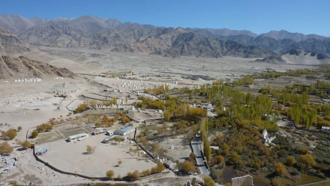 Ladakh Guest House in village Shey is located nearby capital Leh
